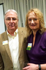 Joe & Leslie Crowley, Co-Owners of Inussi Marketing